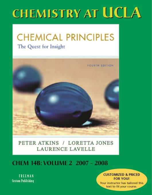 Chemical Principles 4th